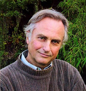 Richard Dawkins is a scientist.  Science is NOT religion.  Can we make that clear please.