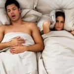 It is possible to reframe snoring.  Just rejoice in the sound of a living partner.