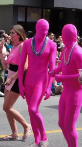 Vancouver Pride Parade - How pink can you get?