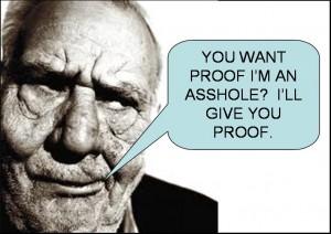 Neil C. Reinhardt.  Troll.  'Nuff said.